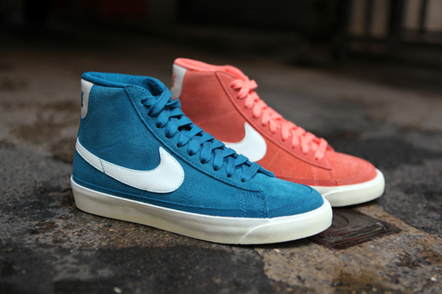 Image of Nike 2012 Spring Blazer Hi New Releases