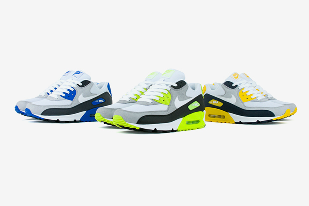 Image of Nike Sportswear 2012 Spring/Summer Air Max 90 Pack