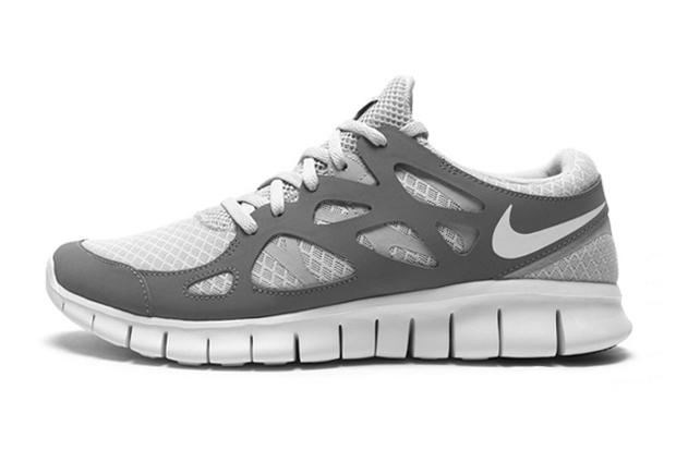 Image of Nike Free Run 2 Pure Platinum