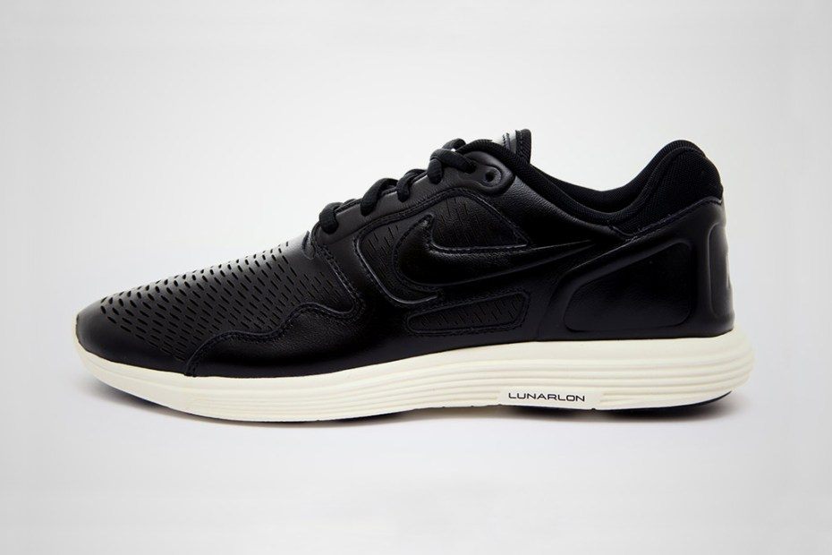 Image of Nike Lunar Flow Premium QS Schwarz