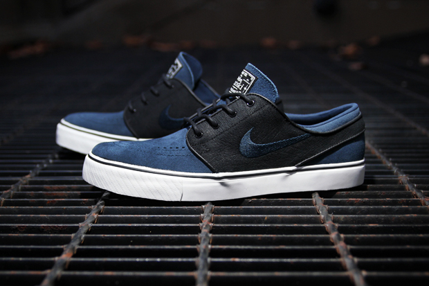 "Image of Nike SB Janoski Low ""Two Tone"""