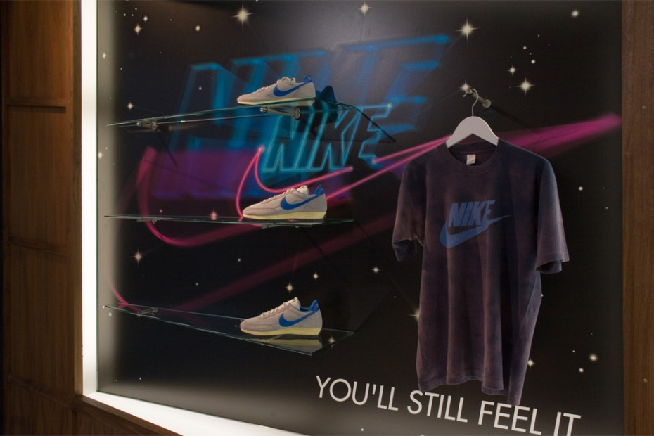 Image of Nike Tailwind Installation @ Firmament Berlin