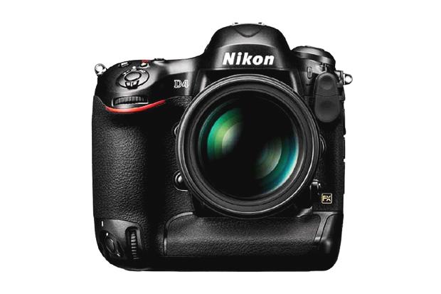Image of Nikon D4