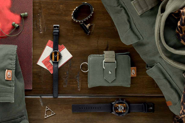 "Image of Nixon 2012 Spring ""Tiger's Eye"" Collection"