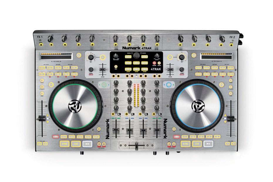 Image of Numark 4TRAK DJ Controller