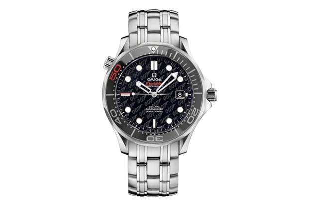 Image of Omega Seamaster James Bond 50th Anniversary Watch