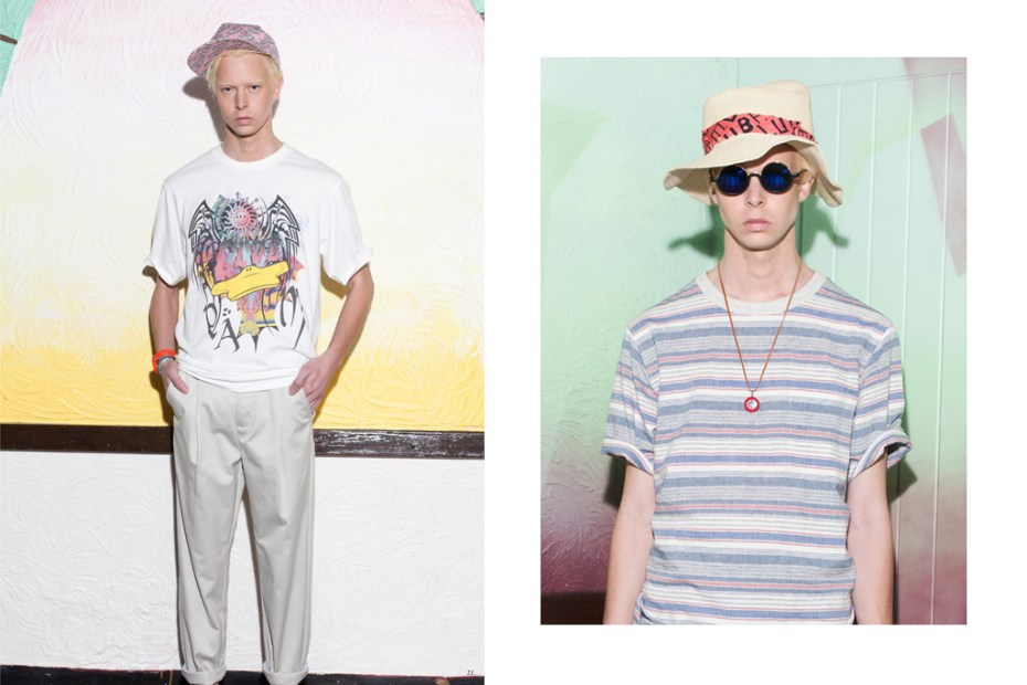 "Image of P.A.M. 2012 Spring/Summer ""CLUB PAM"" Lookbook"