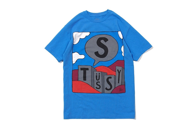 Image of Parra x Stussy 2012 Capsule Collection