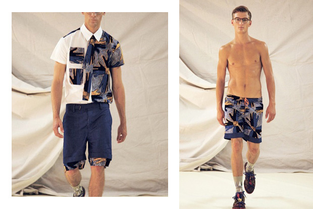 Image of PETROU\MAN 2012 Spring/Summer Collection