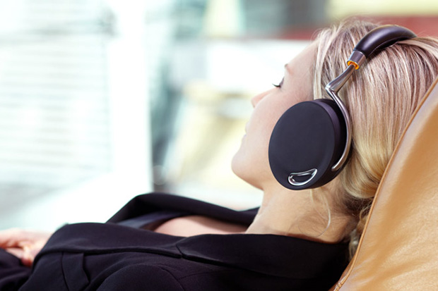 Image of Parrot Zik Headphones by Philippe Starck