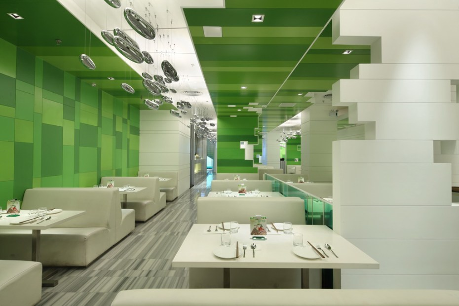 Image of P.S. Restaurant Beijing by G.I.D