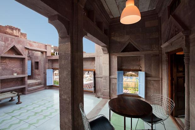 Image of RAAS Hotel in Jodhpur