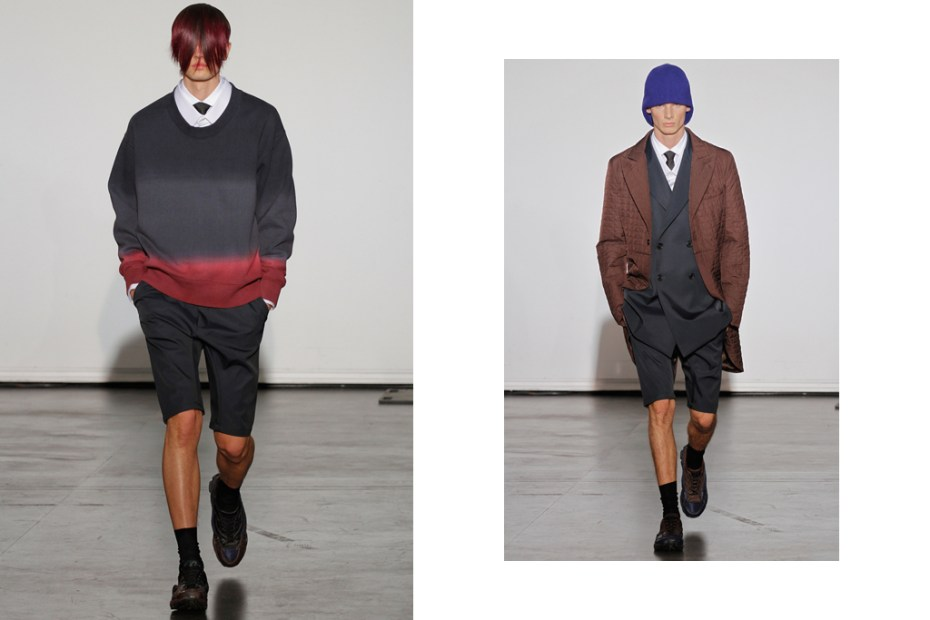 Image of Raf Simons 2012 Fall/Winter Collection
