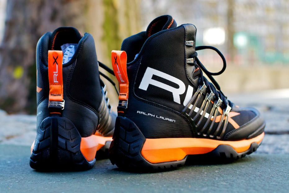 Image of Ralph Lauren RLX Abridge Nylon Boots