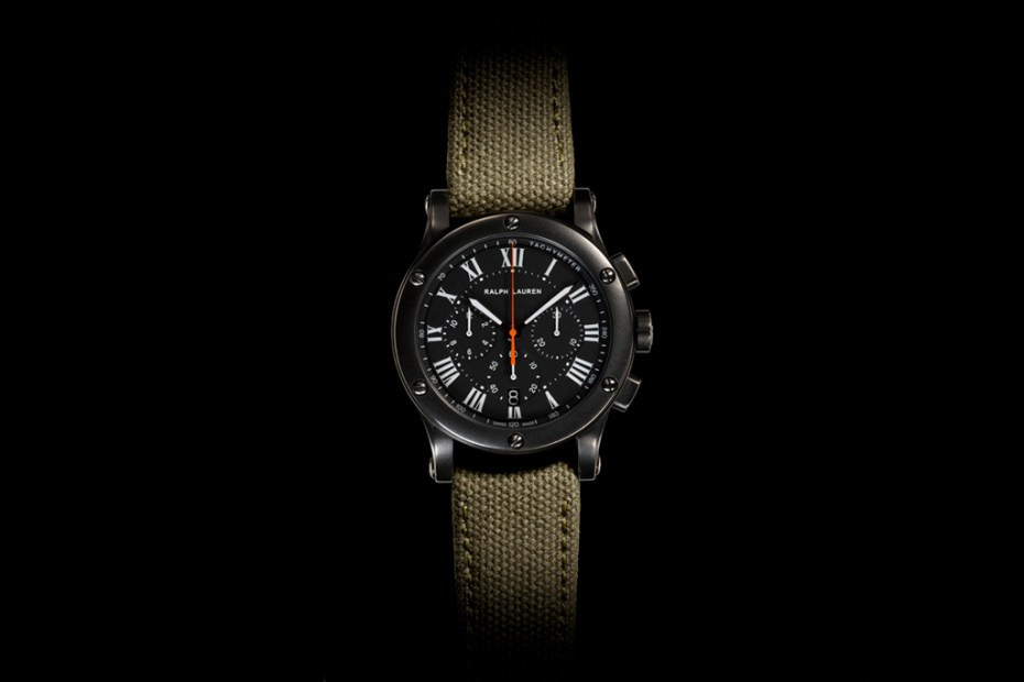 Image of Ralph Lauren Safari RL67 Sporting Chronograph