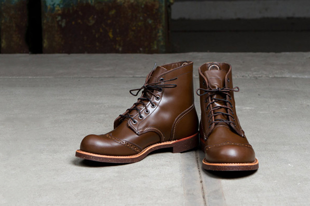 "Image of Red Wing 2012 Fall 6"" Brogue Rangers Preview"