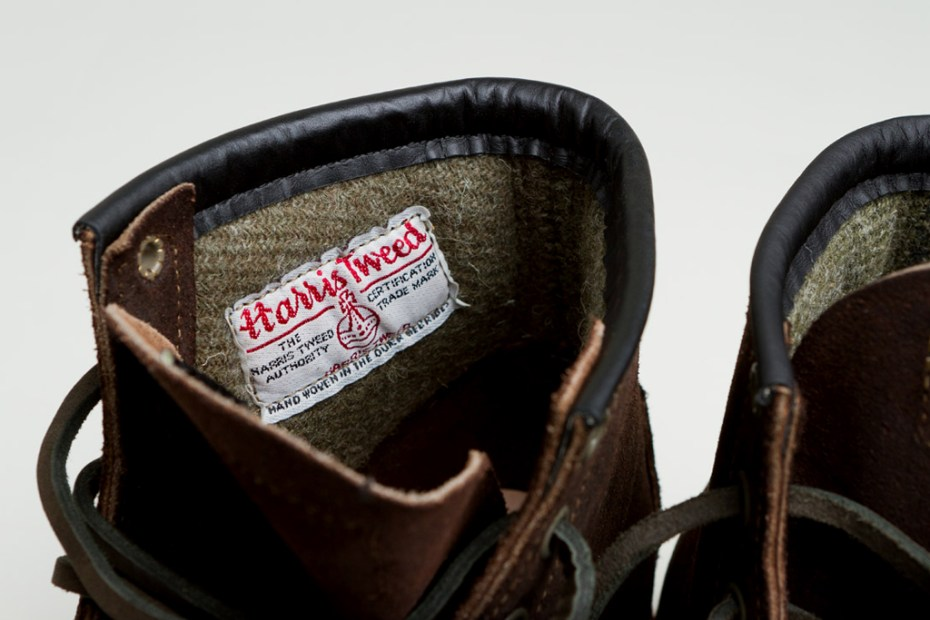 "Image of Red Wing Heritage x Nigel Cabourn ""The Munson Boot"""