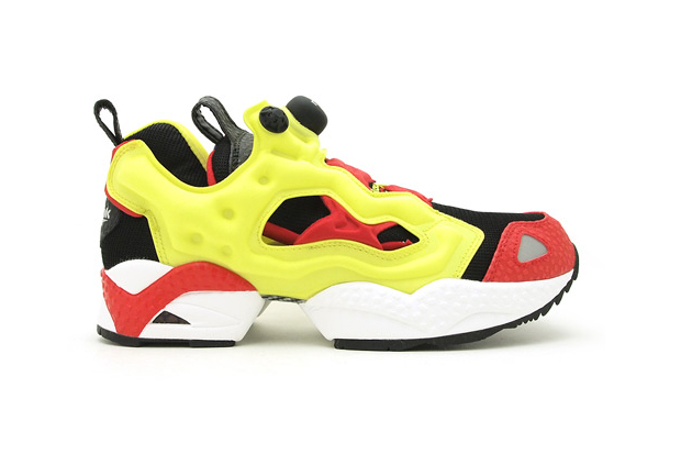 "Image of Reebok Insta Pump Fury ""Firecracker Red"""