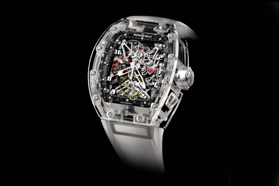Image of Richard Mille RM056 Split Seconds Chronograph