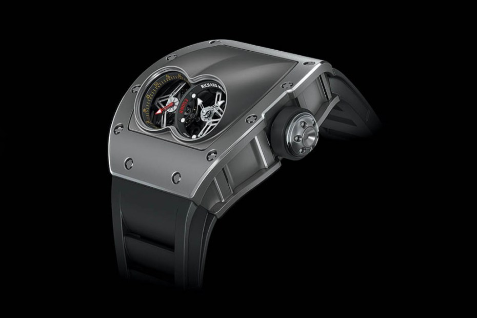 Image of Richard Mille Tourbillon RM 053 PABLO MAC DONOUGH