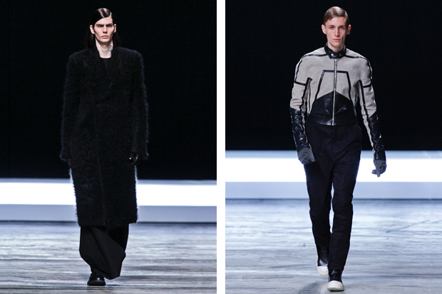 Image of Rick Owens 2012 Fall/Winter Collection