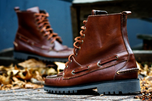 Image of Ronnie Fieg for Sebago Delancey Boot
