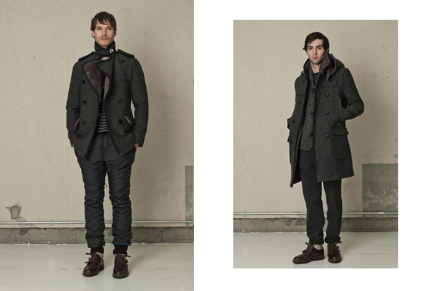 Image of sacai 2012 Fall/Winter Collection