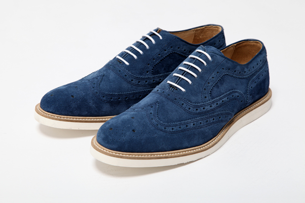 Image of Silas 2012 Spring/Summer Wingtip Brogue 