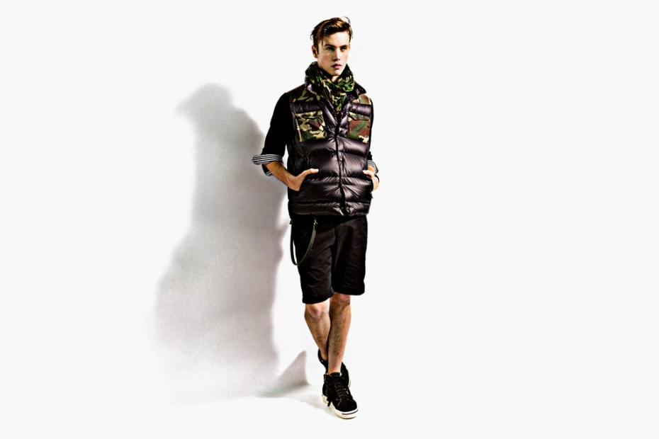 Image of SOPHNET. 2012 Spring/Summer Collection