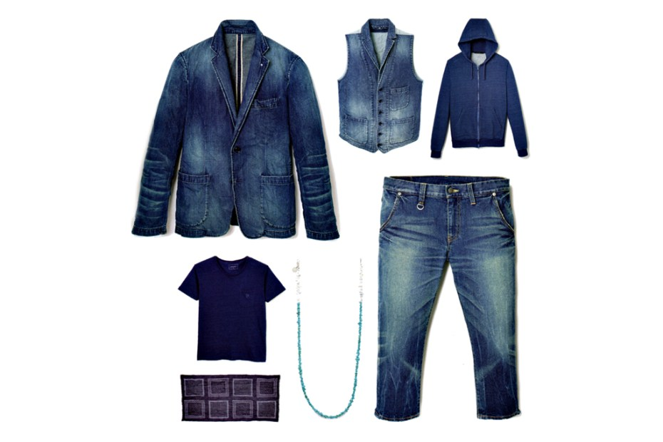 Image of SOPHNET. 2012 Spring/Summer Collection - A Closer Look