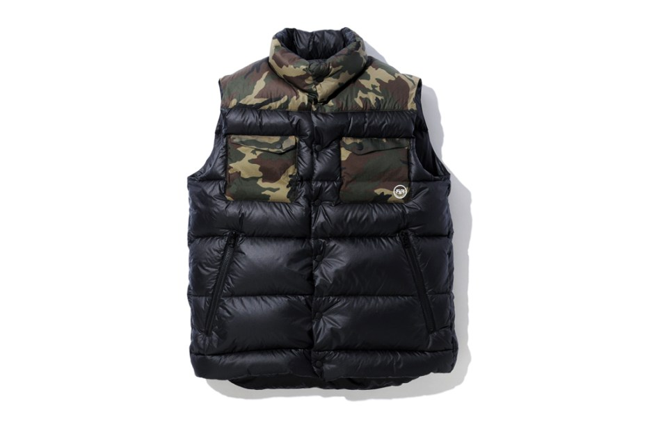Image of SOPHNET. 2012 Spring/Summer FsF LIGHT WEIGHT DOWN VEST