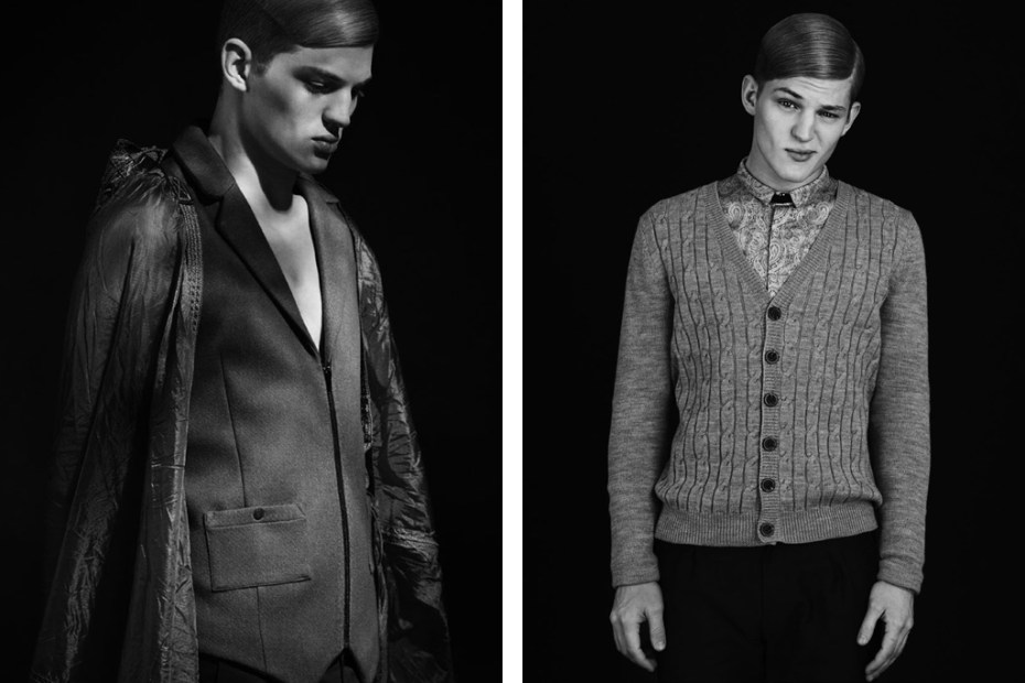 Image of SOPOPULAR 2012 Fall/Winter Lookbook