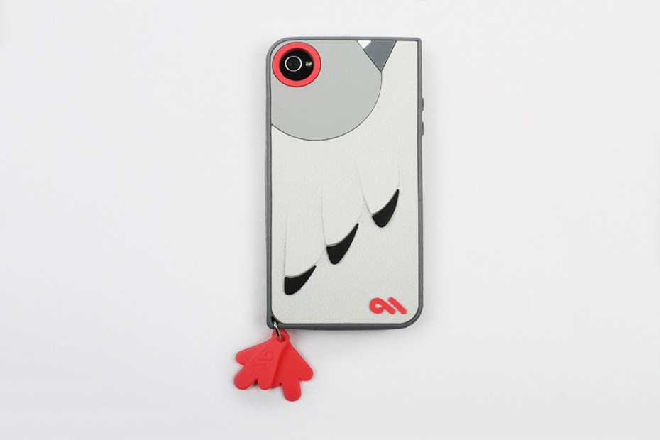 Image of Staple Design x Case-Mate iPhone 4/4S Pigeon Textured Case