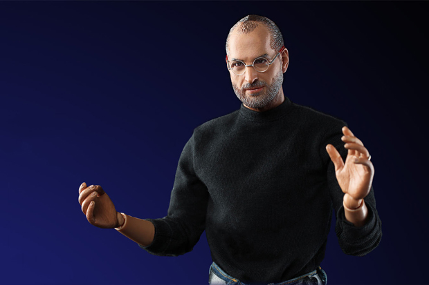 Image of in icons Steve Jobs Action Figure