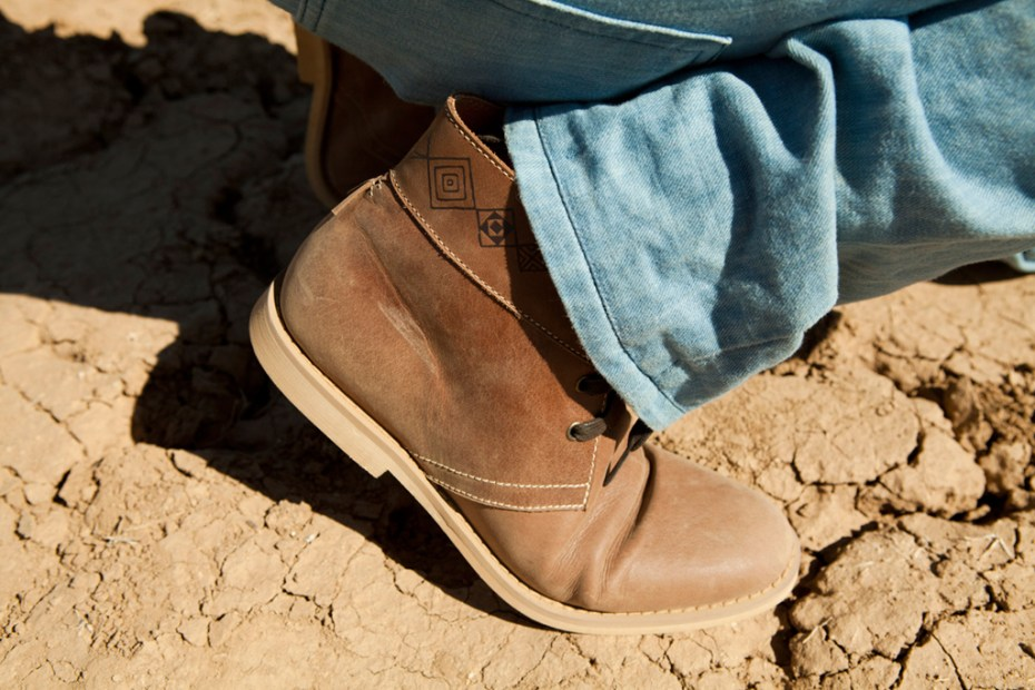 Image of Steven Harrington x Generic Surplus 2012 Spring/Summer Desert Boot