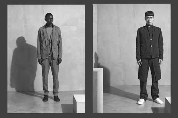 Image of Stone Island Shadow Project 2012 Spring/Summer Collection Lookbook