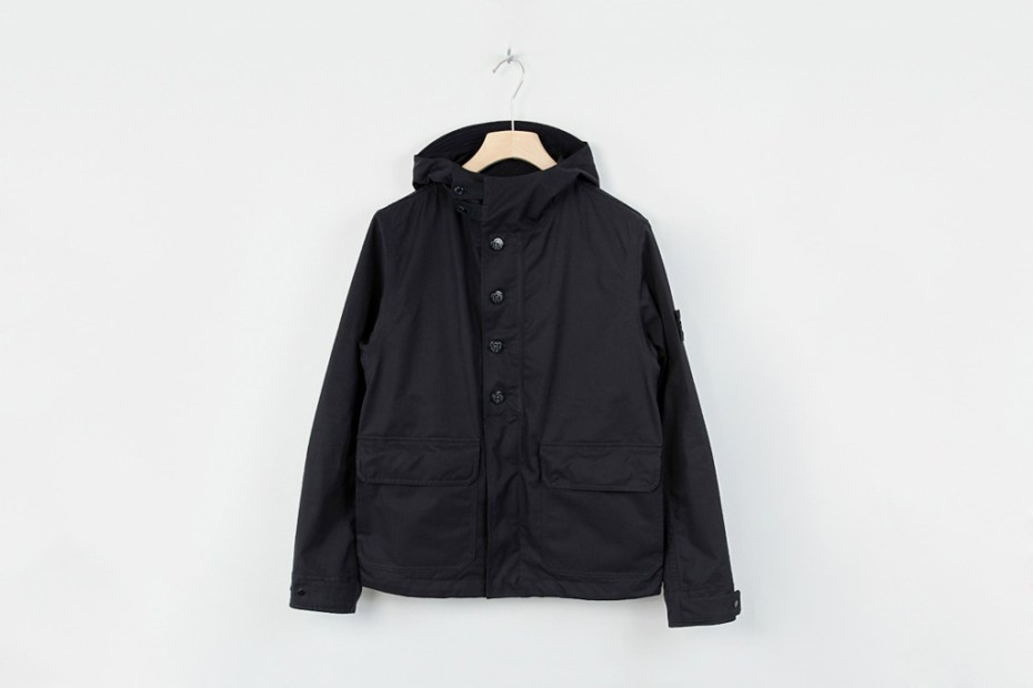 Image of Stone Island Ventile Ghost Jacket