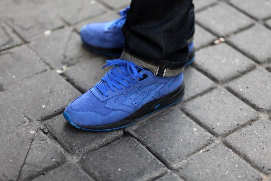 Image of Streetsnaps: Tonal Blue