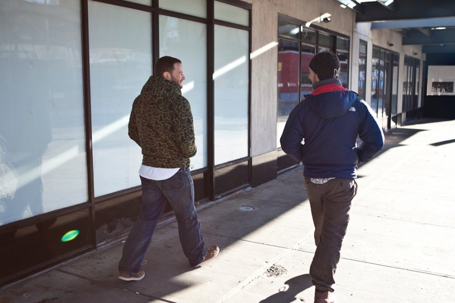Image of Streetsnaps: Brothers