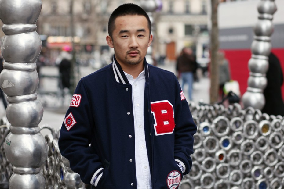 Image of Streetsnaps: Rocky Xu