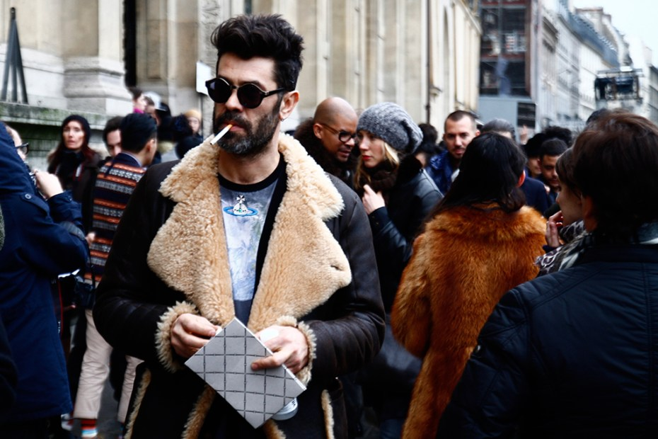 Image of Streetsnaps: Shearling