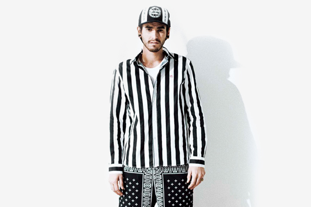Image of Stussy Japan 2012 Spring Collection Lookbook