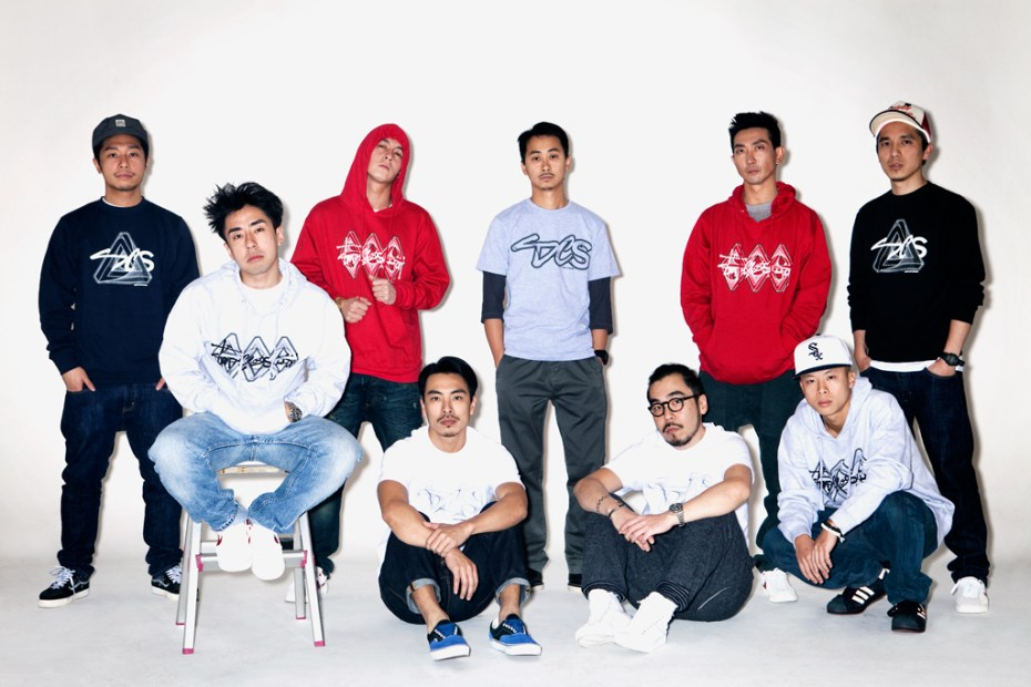 Image of Stussy x CLOT x Subcrew 2012 Capsule Collection