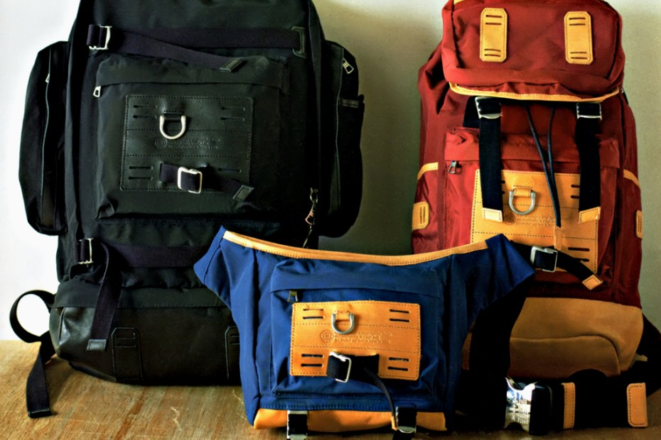Image of Stussy Deluxe x master-piece 2012 Spring/Summer Bag Collection
