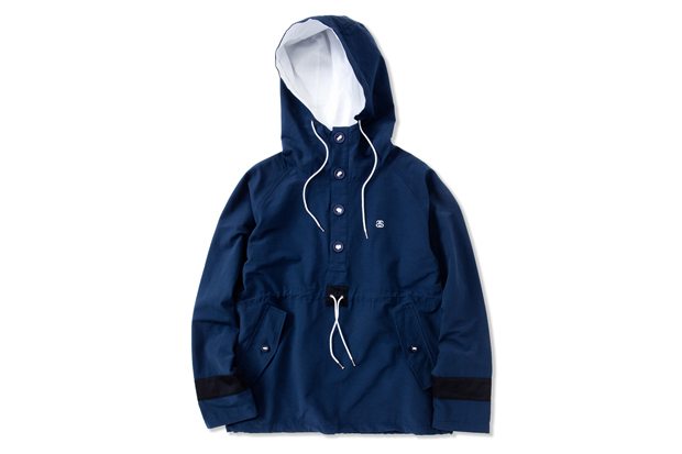 Image of Stussy Japan 2012 Spring/Summer Pullover Hooded Jacket