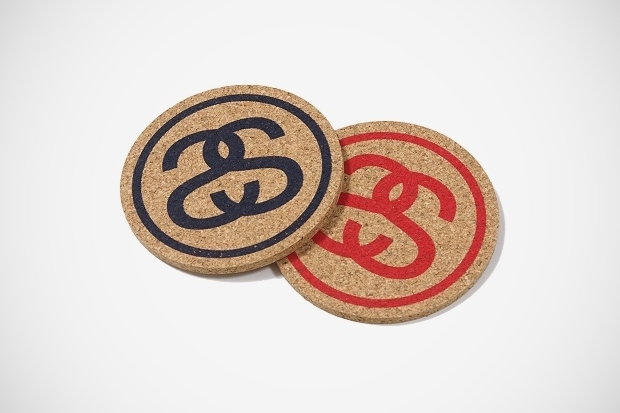 Image of Stussy Japan SS-Link Coaster Set