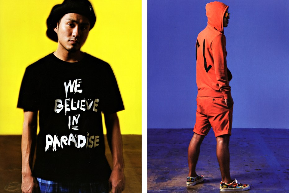 "Image of SWAGGER 2012 Spring/Summer ""WE BELIEVE IN PARADISE"" Collection"
