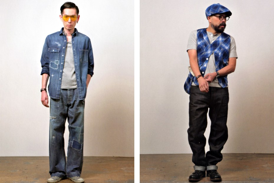 "Image of SWG BLACK PLATINUM 2012 Spring/Summer ""NAVY BLUE"" Collection"