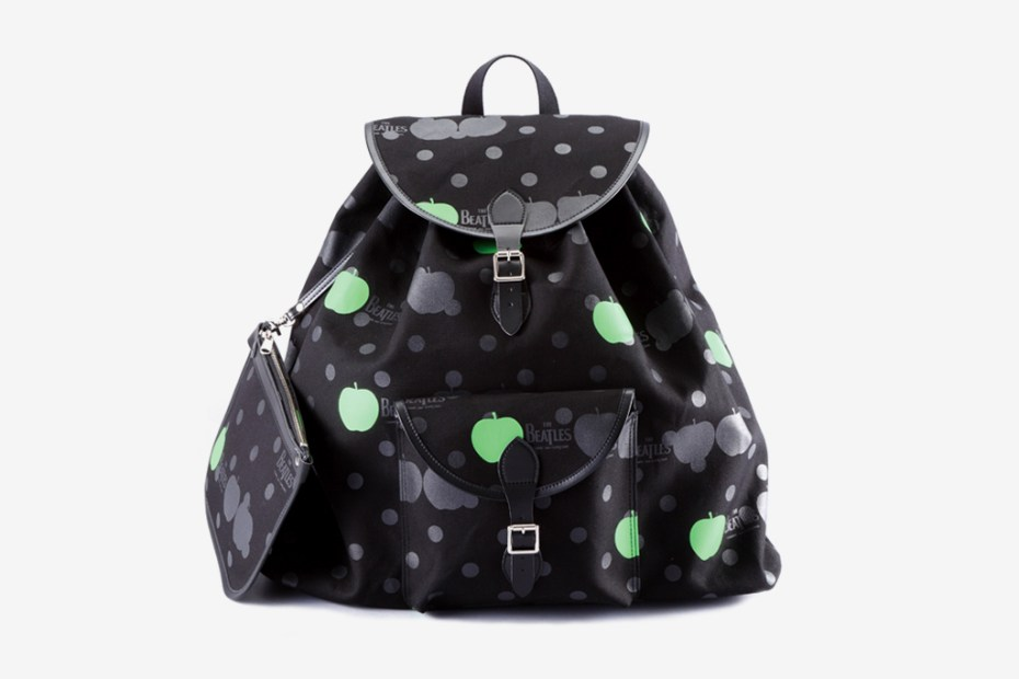 Image of The Beatles x COMME des GARCONS 2012 Spring Rucksacks