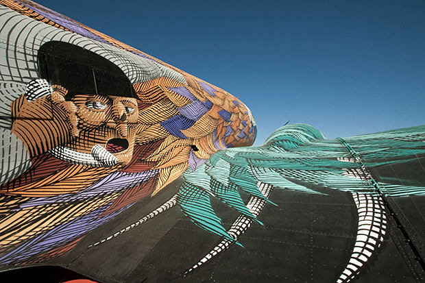 "Image of The Boneyard Project ""Return Trip"" @ Pima Air & Space Museum"